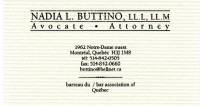 Nadia L Buttino