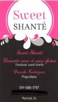 Sweet Shanté