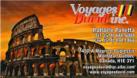 Voyages David